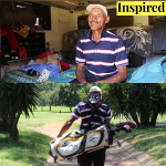 After 49 Years As A Caddy, Man Homeless Until A Few Months Ago Turns Pro Golf At 59
